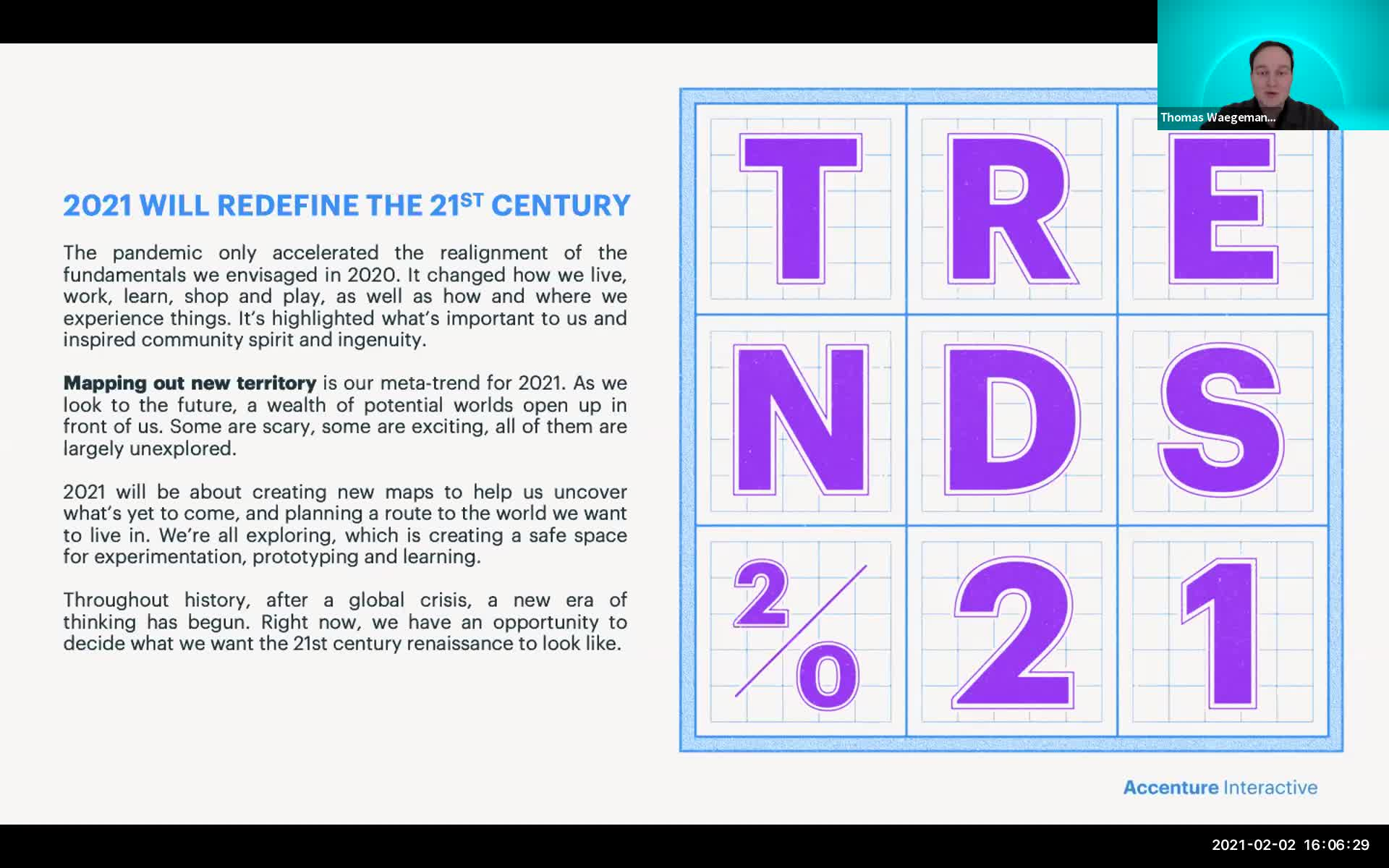 Fjord Trends 2021 from Accenture Interactive