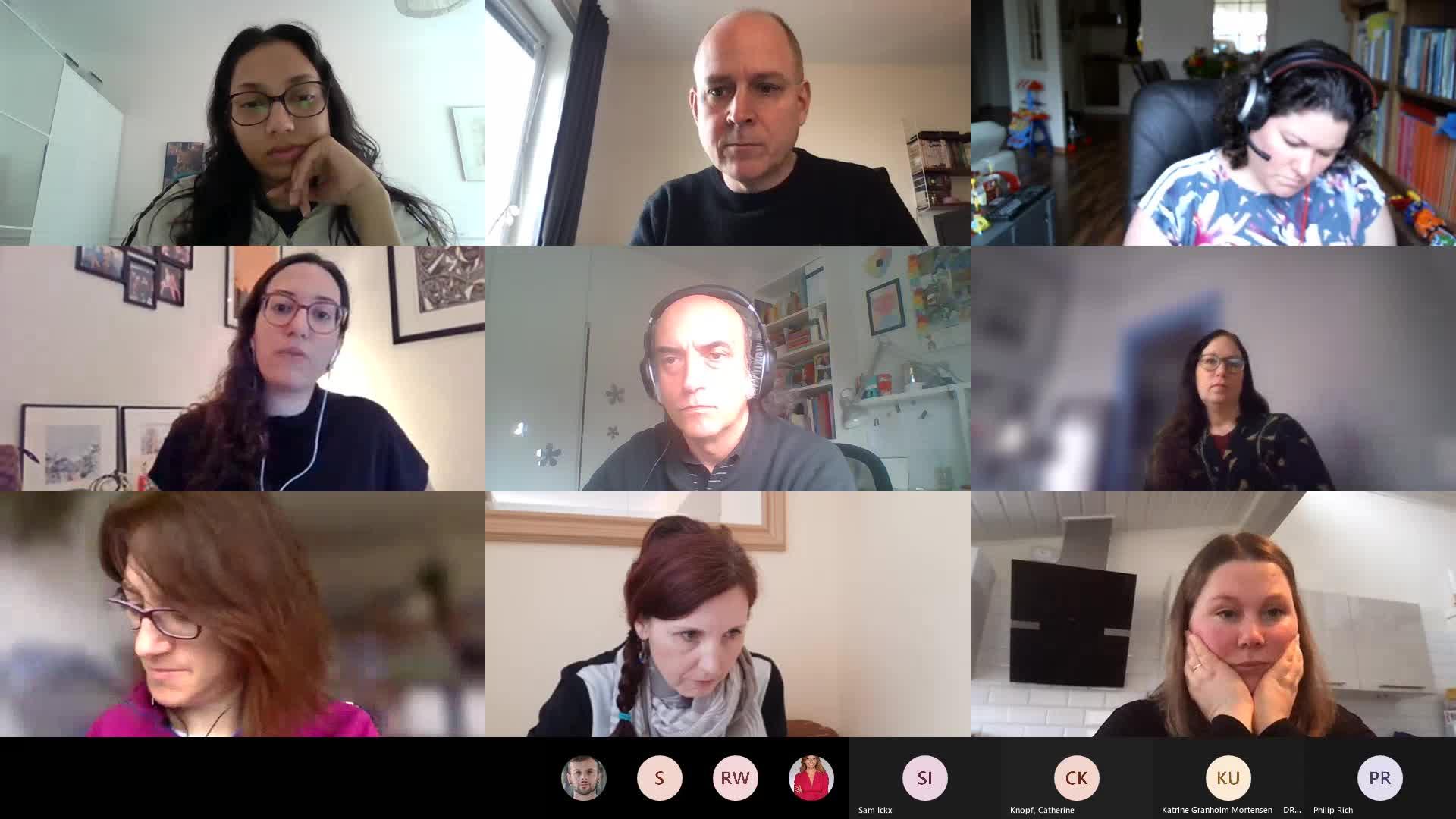 Kids and Online Platforms Quarterly Meeting