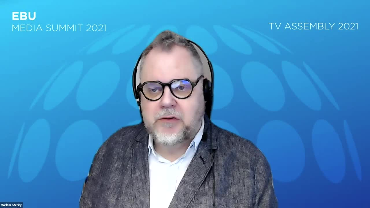 TV Assembly introduction and a call to action from the EBU President