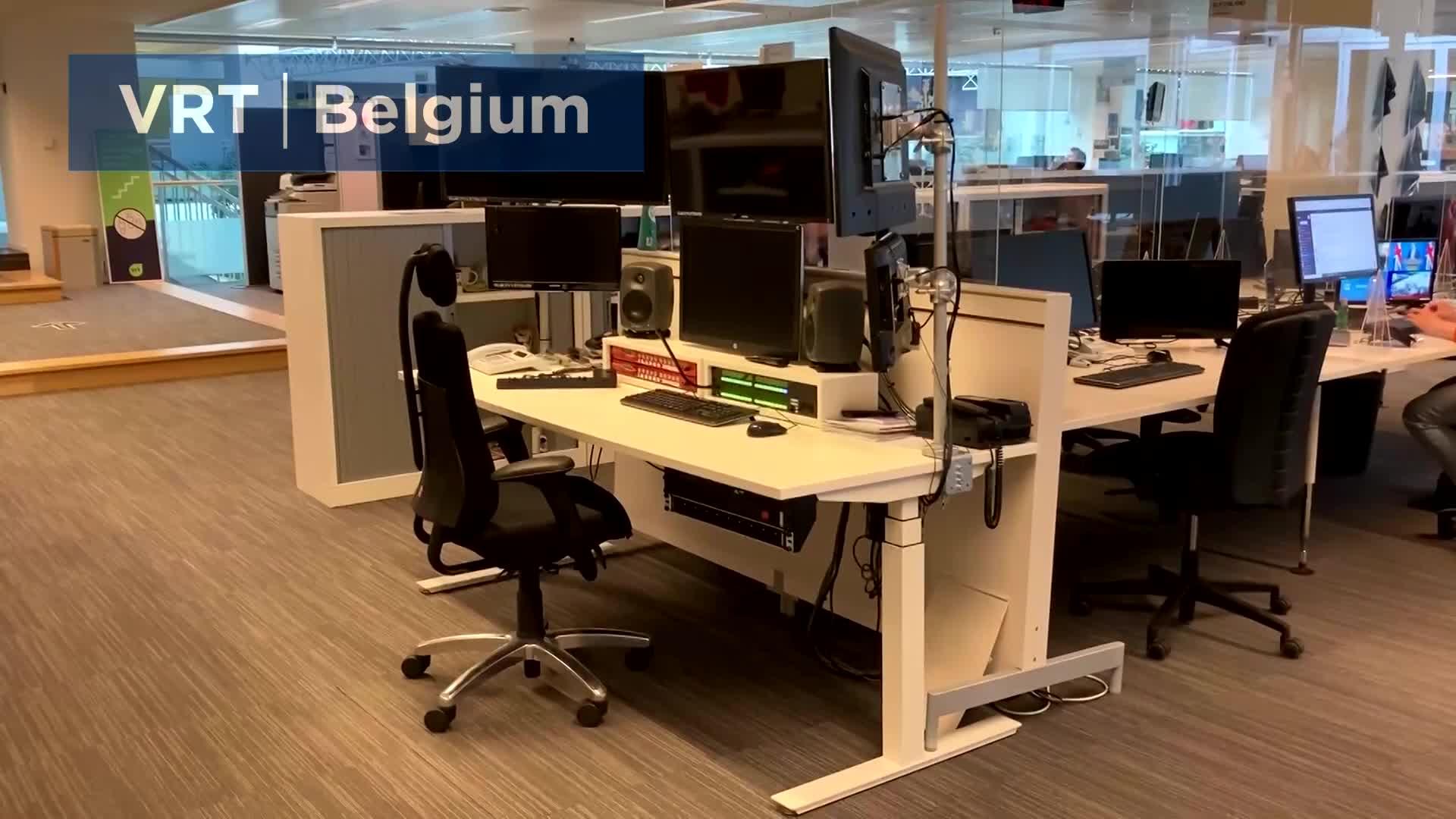 EBU Newsrooms & Work From Home
