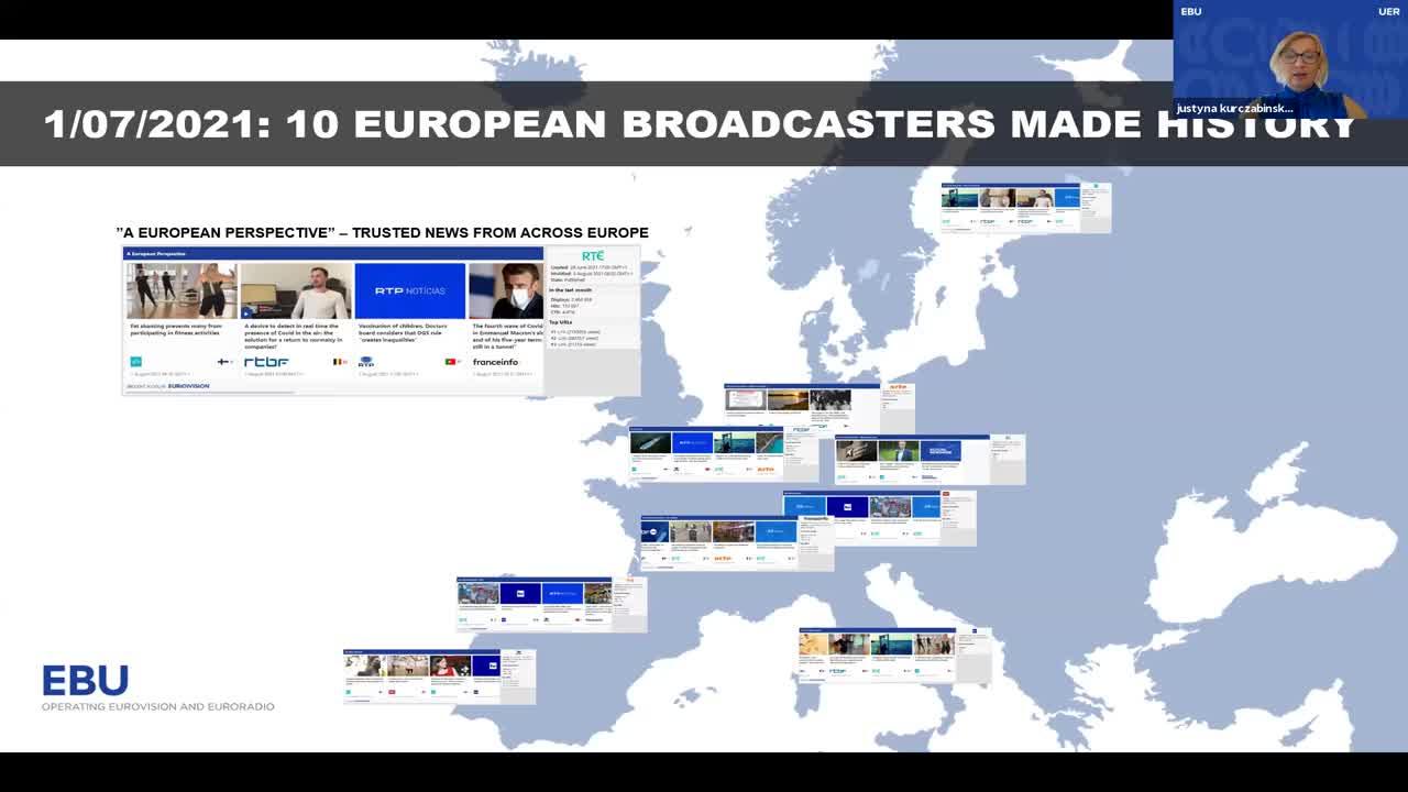 Un regard aiguisé sur Vu d'Europe